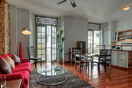 Historic apartment in Casco Viejo - Panama City - Apartamento