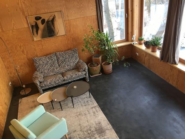 Schönes Gästehaus bei Basel - Binzen - บ้าน