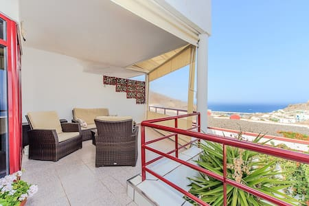 Apartment with ocean view and wifi - Apartment