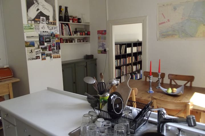 Apartment in the center of Basel - Basel - Apartment
