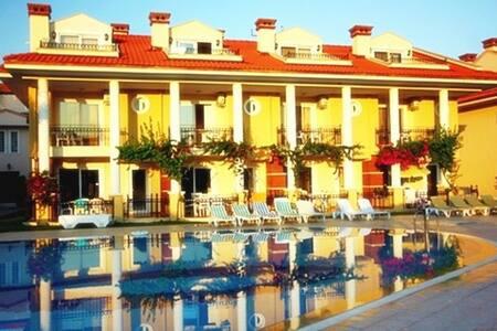 Oasis Residence D014 3 Bedroom 392 - Yanıklar - Appartement