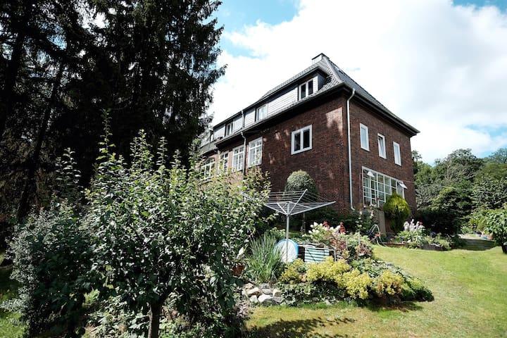 Große Wohnung direkt am Waldrand! - Wernigerode - Huoneisto