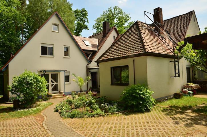 Entspannen am Rande von Nürnberg - Nürnberg - Rumah