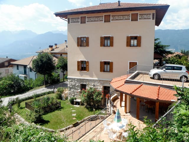 Apartment Villa Al DOSSI for 2 persons