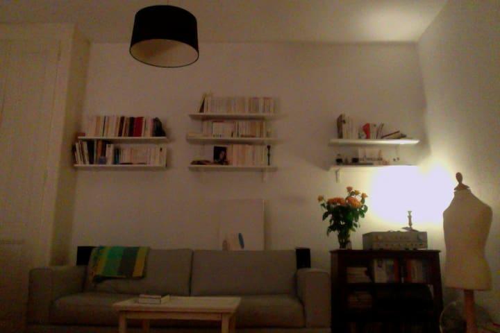 Appartement de charme au bord du Rhône - Ženeva