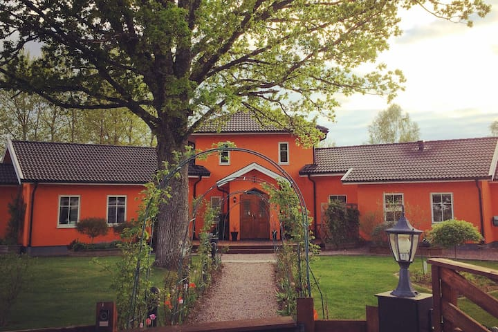 Cozy countryside villa - 3 km from city centre