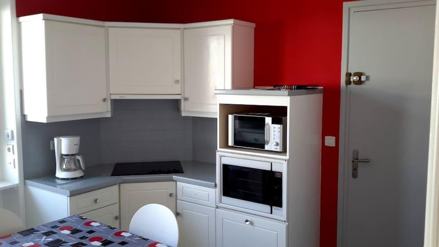 Appartement T1 27 m² refait à neuf - Lorient - Wohnung