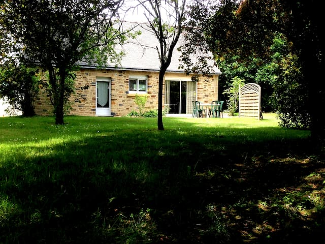 Maison calme proche Vannes - Saint-Avé - Casa
