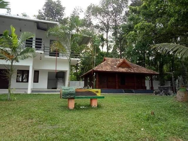 Sparrow Vale Resort- 'Casa Riyo'- AC Double Rooms