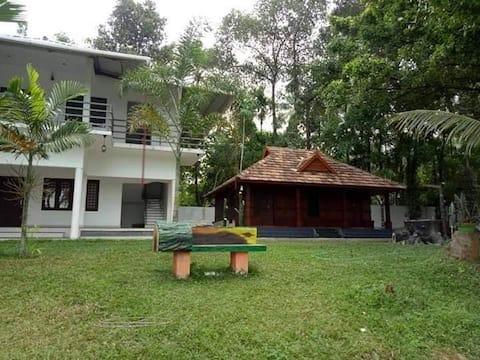 Sparrow Vale Resort- 'Casa Riyo'- AC Double Rooms