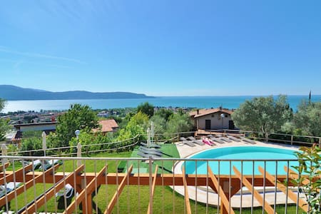 Two Bedroom Apartment Lake View - Toscolano Maderno