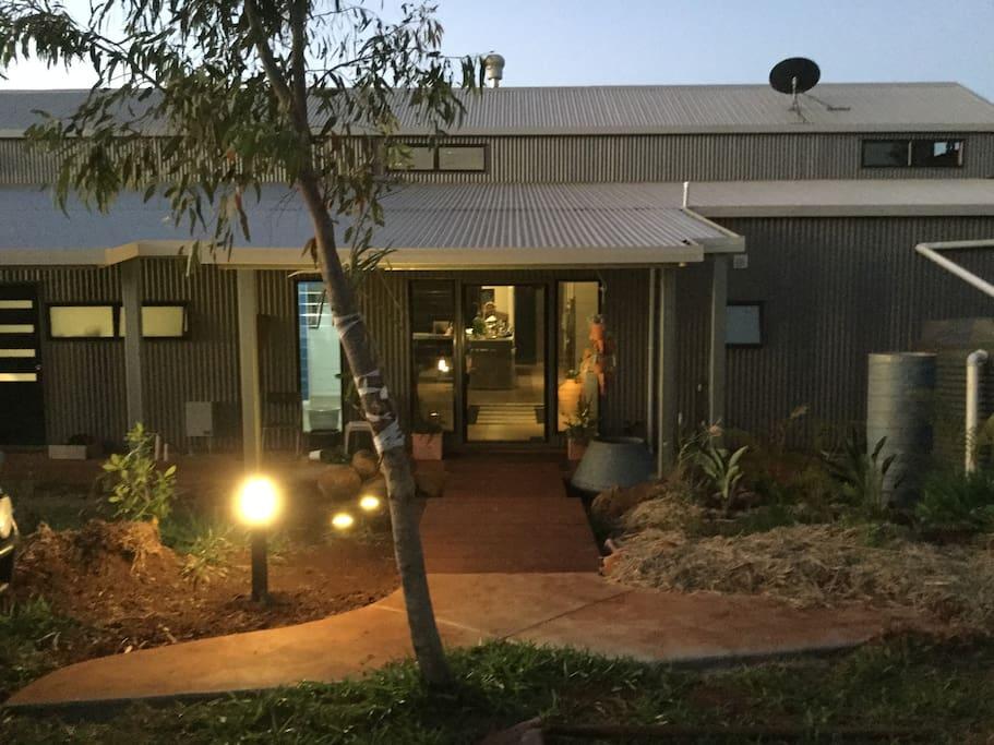 Hulme Lodge Reception