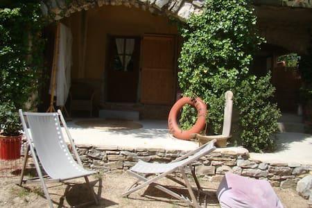 Chambres au jardin en bord de mer - Saint-Cyr-sur-Mer