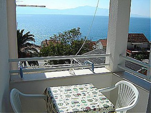 Two bed apartment. Walk to beach. - Brist - Daire