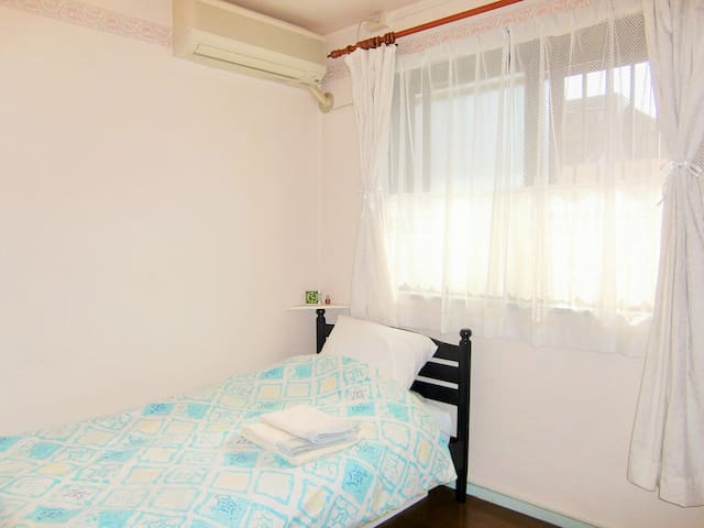 A:35min Shibuya,Shinjyuku,2 min sta,Pock Wifi-Free - Yamato-shi - Apartamento