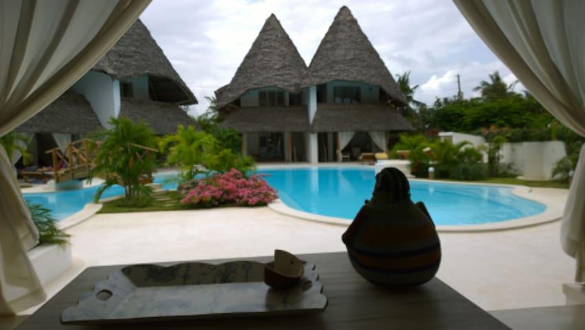 Swordfish Villas Samaki House (n.4) - Malindi - House