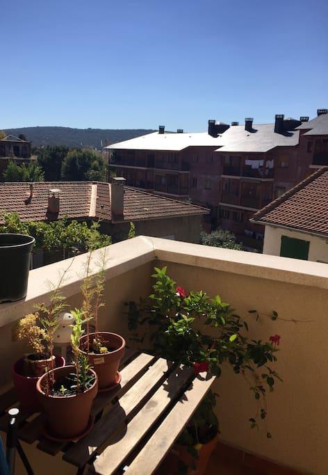 Habitaci n en acogedor piso serrano appartements louer for Pisos en manzanares el real