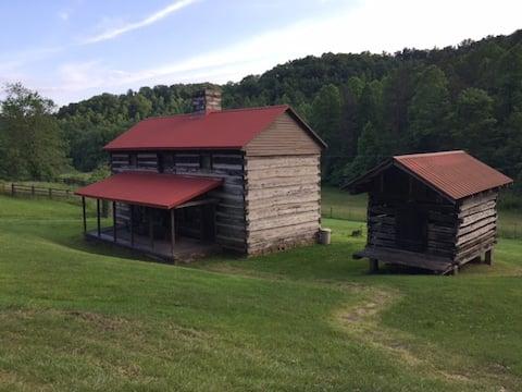 Lakes Creek Log Cabin