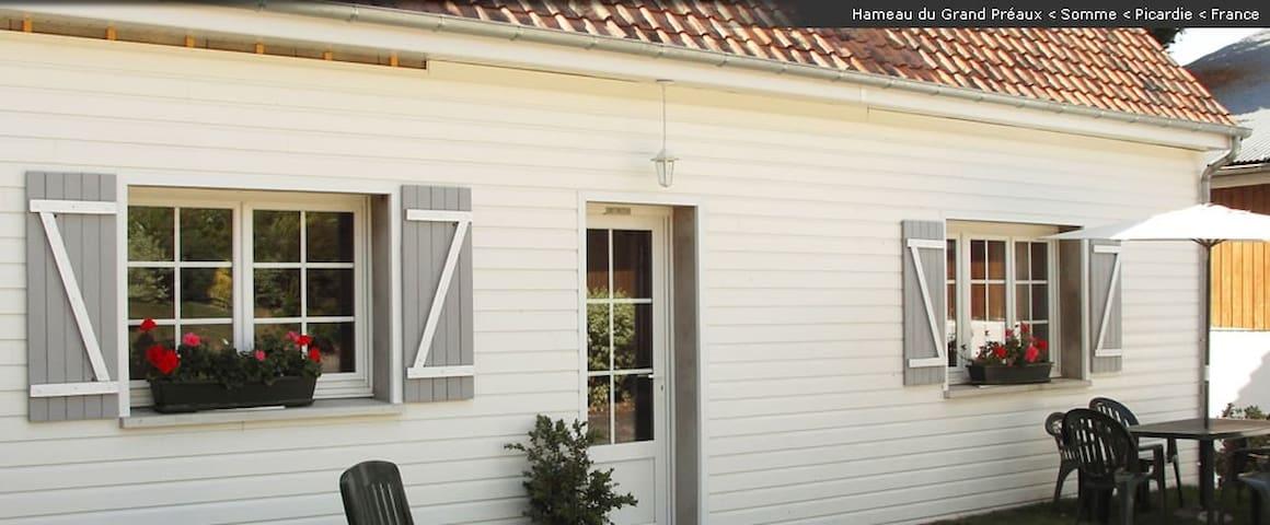 GITE DE CHARME : LE LOGIS - Nampont - Huis