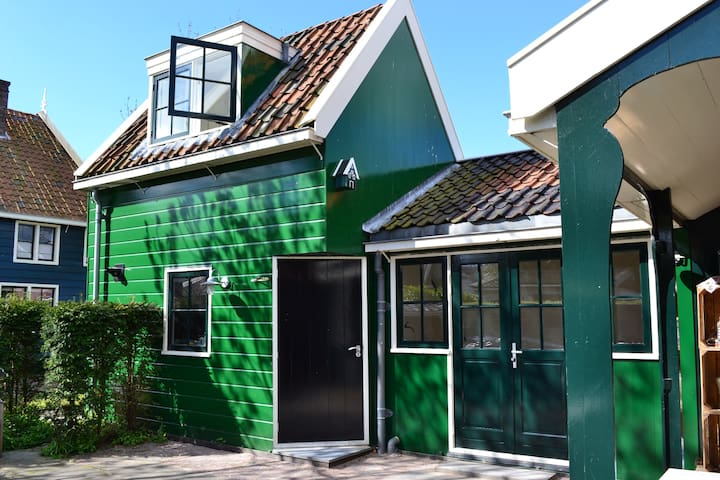 Authentic B&B near Zaanse Schans - Zaandijk - Rekkehus