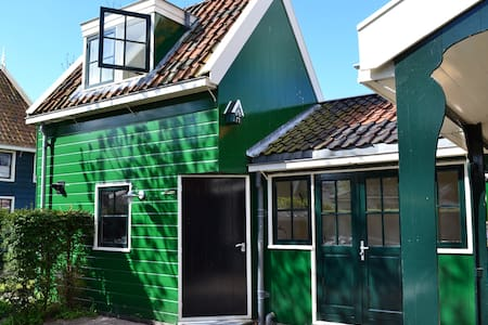 Authentic B&B near Zaanse Schans - Zaandijk - 连栋住宅
