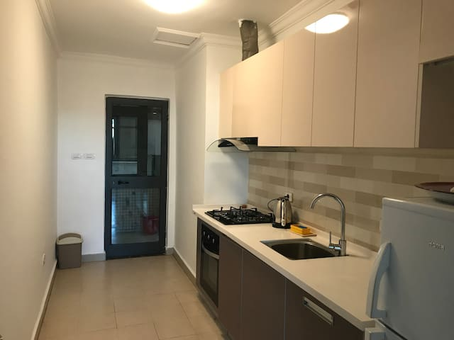 Bole-Atlas Two Bedroom Apartment in Addis Ababa