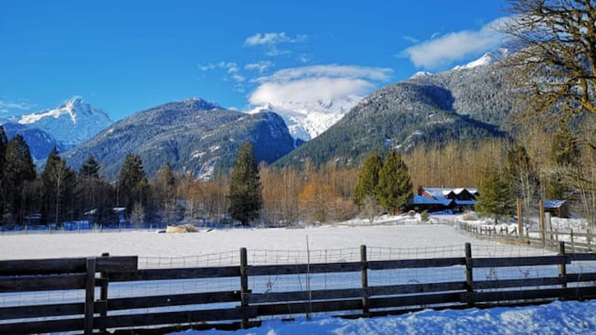 Squamish Farm Stay