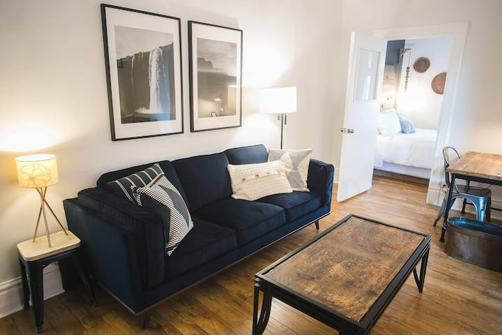 Green Chair BnB - 1 Bedroom Apartment Downtown