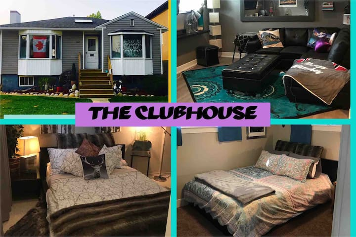 """The Clubhouse"""