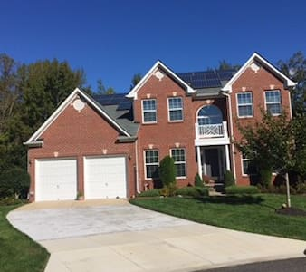 Whole floor, two bedroom, bathroom and family room - Upper Marlboro - Annat