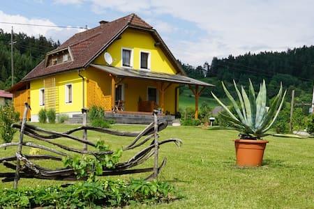 Haus Scharfer - Kleindiex