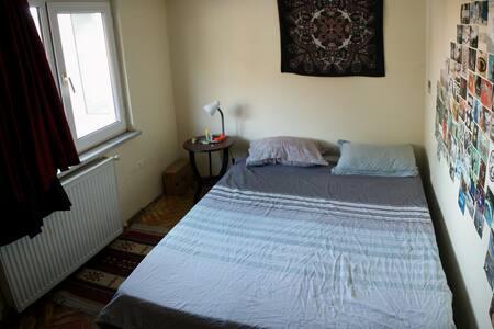 Room in the flat within a Huge Terraces - Şişli