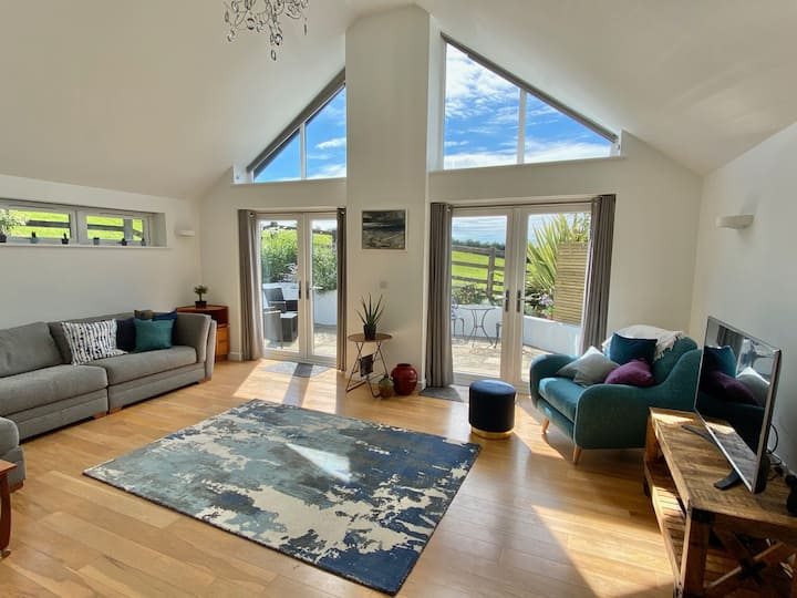 Home with a view in St Issey - Perfect for couples