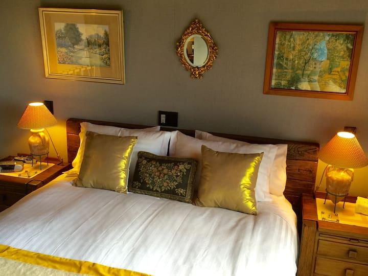 Hibiscus Suite at Matua Lodge Tauranga