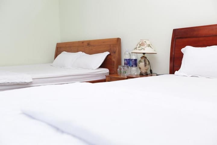 Be Home 2 - Room with double bed