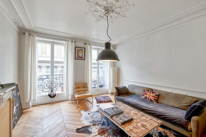 Cosy flat for 2people near Pigalle