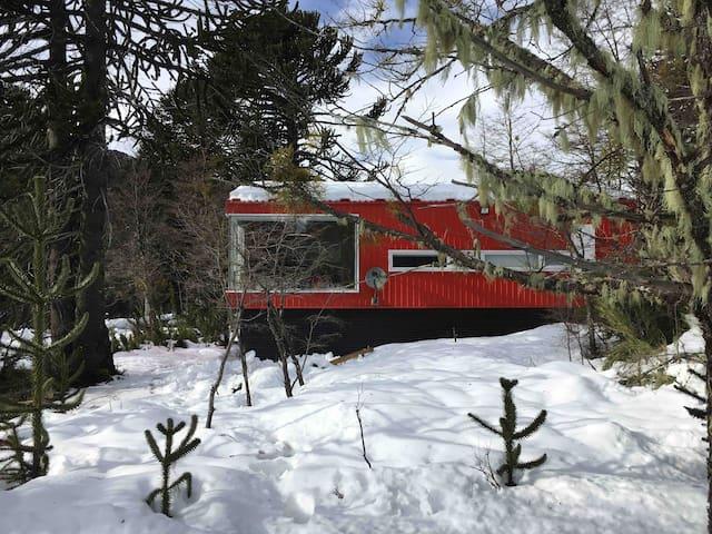 Refugio de montaña Corralco