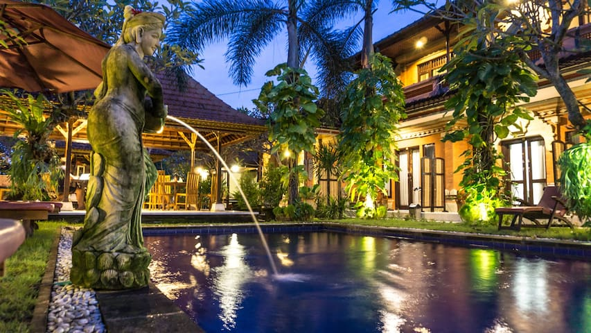 Gangga Blessta Cheap, cozy Home stay 2