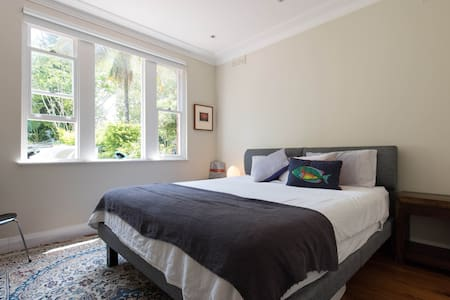 Spacious & Luxury Garden Apartment - Rose Bay