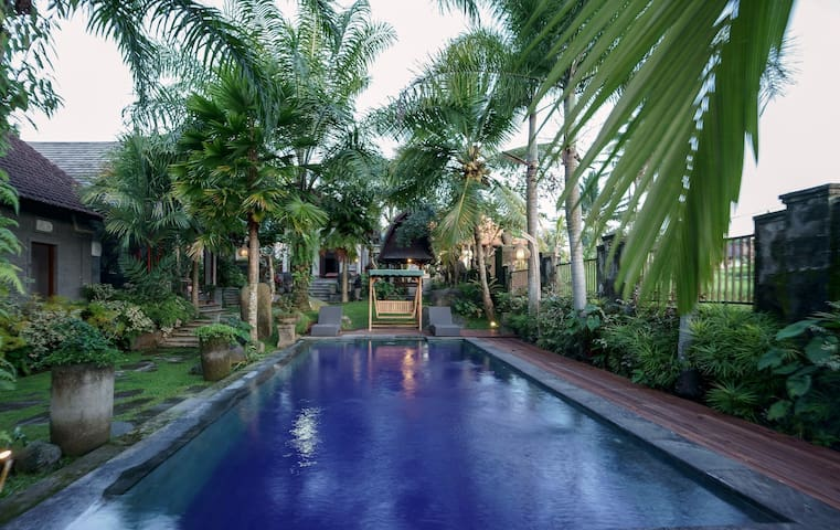 Stay at Peaceful Nature Suite in North of Ubud