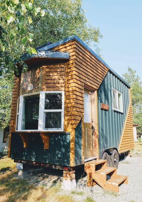 Emerald Lodge - Tiny House