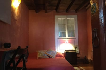 Habitación privada en Casa antigua canaria - Haus
