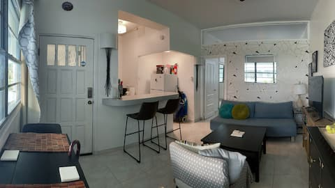 Perfect apt for a stay in San Juan!