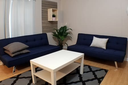 ✿O'Hare airport 1BR-1B, self check-in, Rosemont.✿