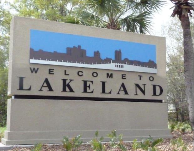 Lakeland, Sun & Fun! - 萊克蘭(Lakeland) - 獨棟