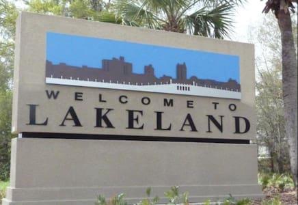 Lakeland, Sun & Fun! - Lakeland