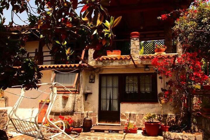 Angolo di paradiso con vista mare - Scario - Townhouse