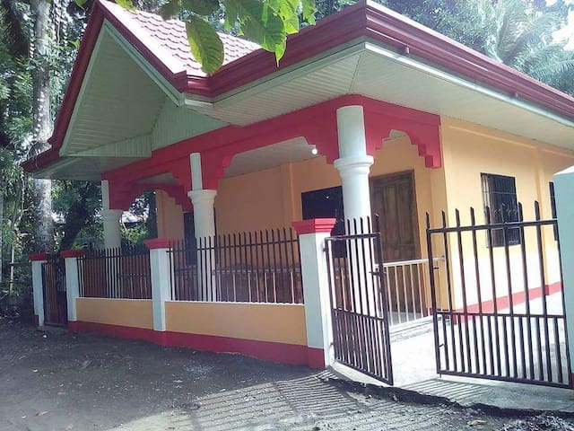 New 2 BR near South China Sea Beach - Dipolog City - Casa