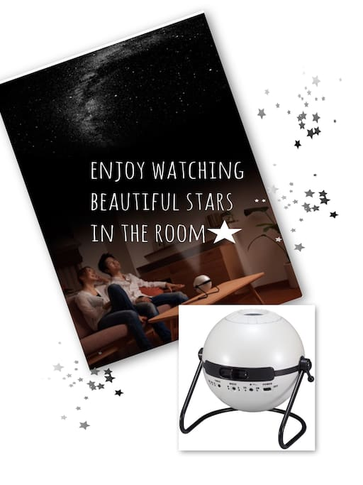 Let's watch beautiful stars with your family & friend & lover.;)