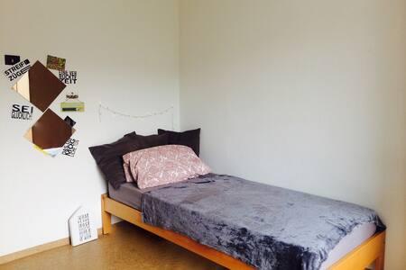 Helles 16qm Zimmer in netter 6er WG - Jena